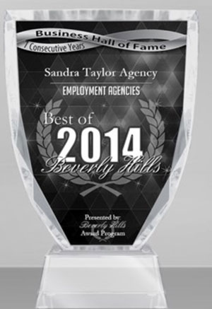 Located in Los Angeles, our nanny and maid agency was awarded in 2014